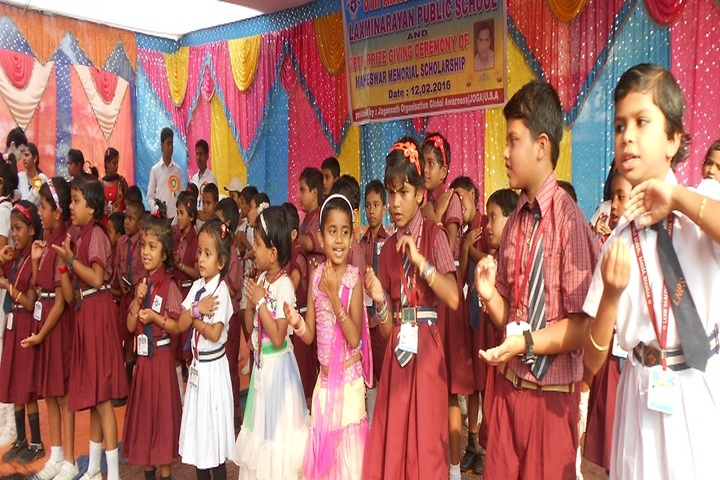 Laxmi Narayan Public School-Dance