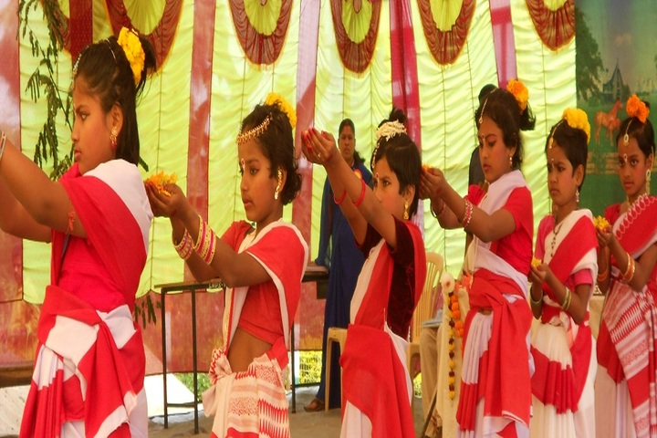 Laxmi Narayan Public School-Dance1