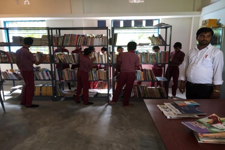 Laxmi Narayan Public School-Library