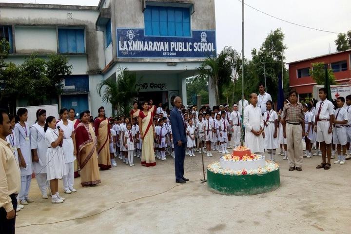 Laxmi Narayan Public School-Republic-Day