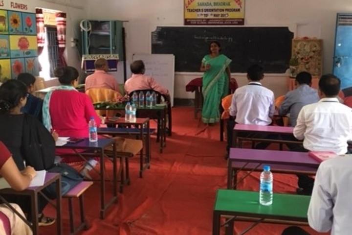Laxmi Narayan Public School-Training-Program