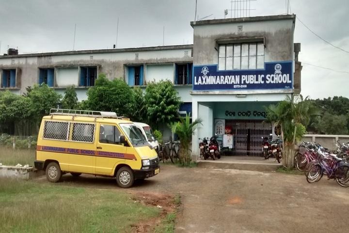 Laxmi Narayan Public School-Transport