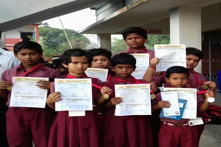 Laxmi Narayan Public School-Winner