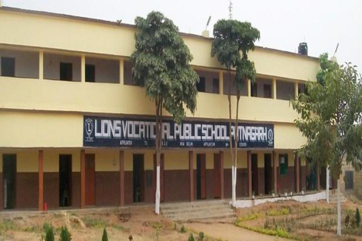 Lions Vocational Public School-Campus-View