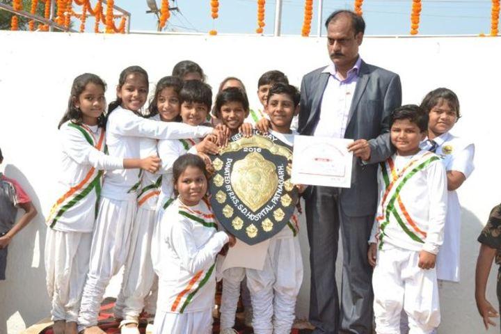Lions Vocational Public School-Dance-Winner