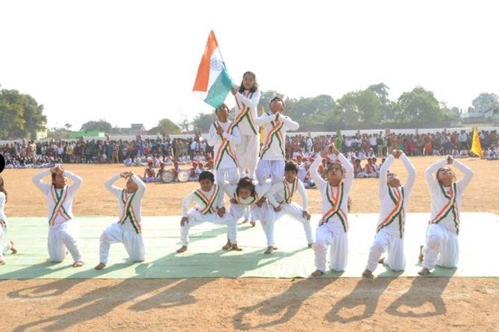 Lions Vocational Public School-Dance
