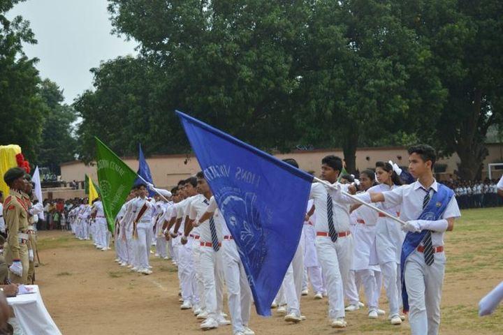 Lions Vocational Public School-Investiture-Ceremony