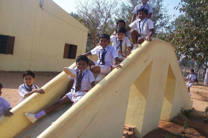 Lions Vocational Public School-Play-Area