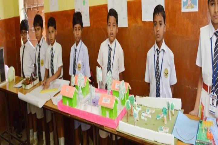 Lions Vocational Public School-Science-Exhibition
