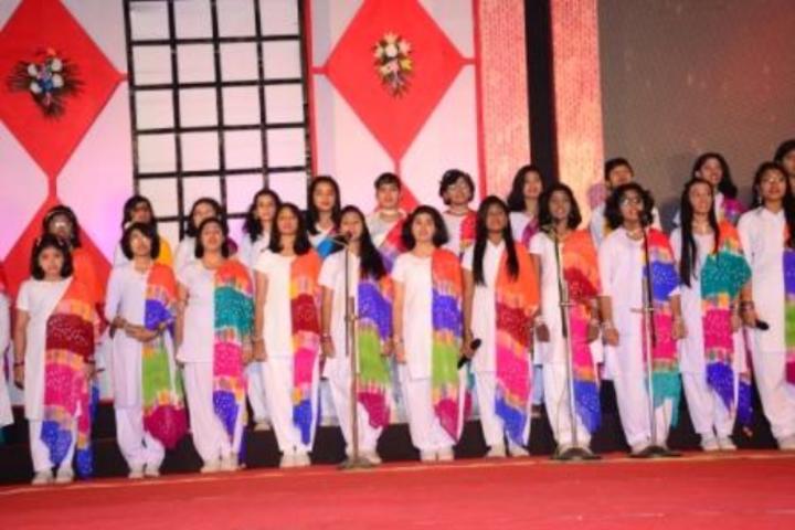 Lajpat Rai DAV Public School-Singing