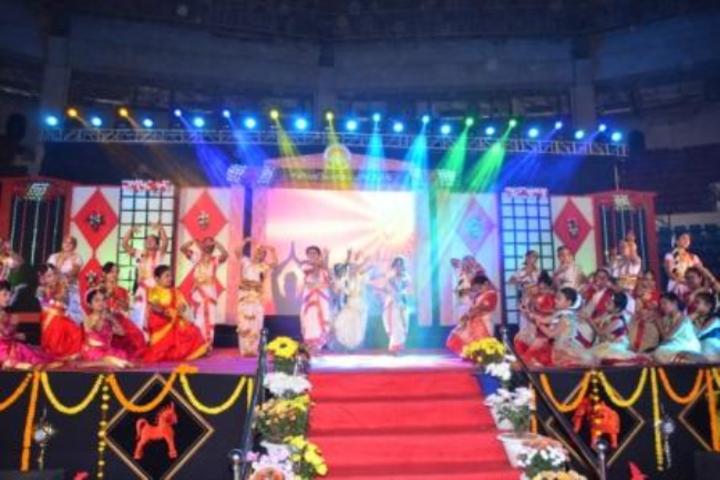 Lajpat Rai DAV Public School-Dance