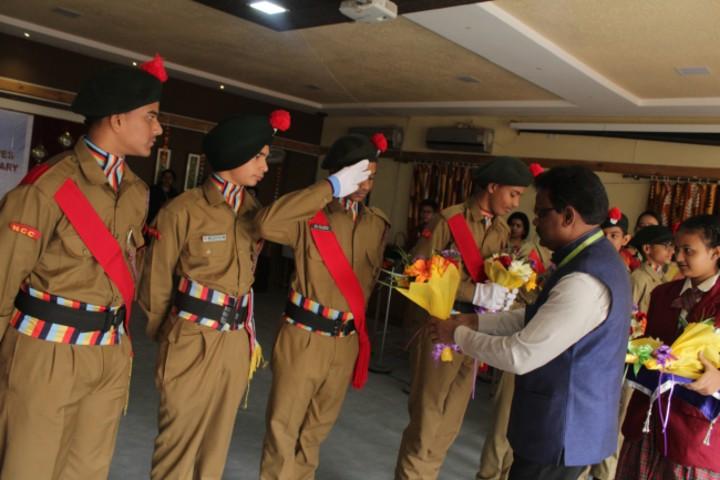 Lajpat Rai DAV Public School-Scouts