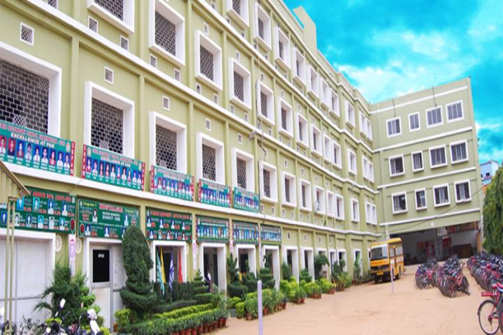 Lajpat Rai DAV Public School-Campus-View