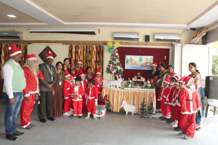 Lajpat Rai DAV Public School-Christmas-Celebration