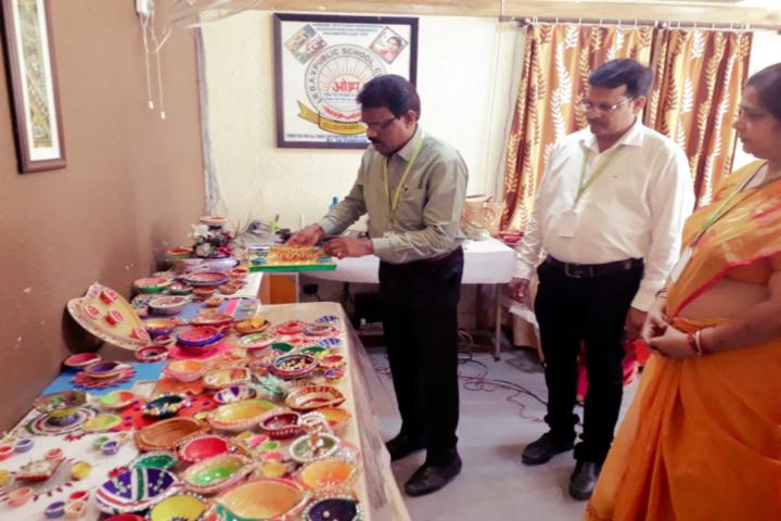 Lajpat Rai DAV Public School-Hindi-Diwas-Competition