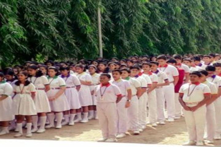 Lajpat Rai DAV Public School-Morning-Assembly