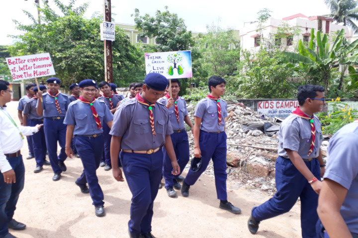 Lajpat Rai DAV Public School-Rally