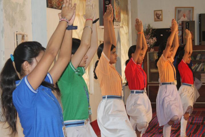 Mbs Public School-Yoga