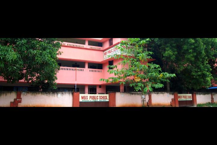 Mbs Public School- School Building