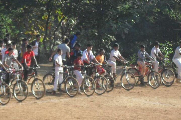 Modern English School-Cycling