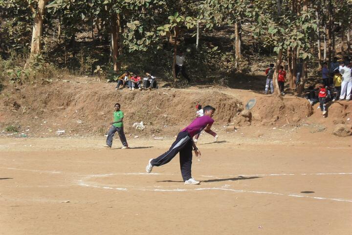 Modern English School-Sports