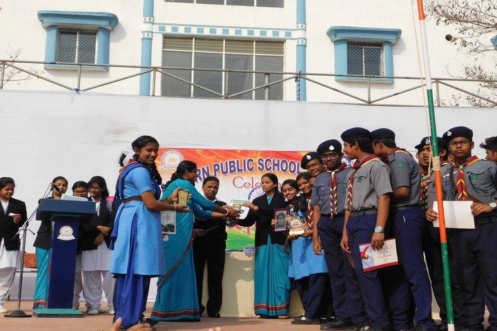 Modern Public School-Achievement
