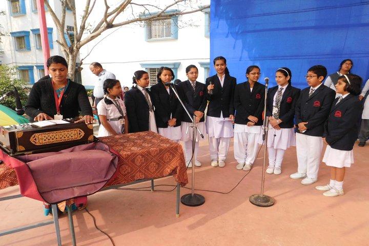 Modern Public School-Singing