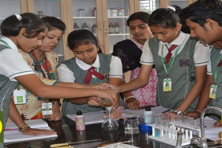 """Mothers Public School-Chemistry-Lab"""