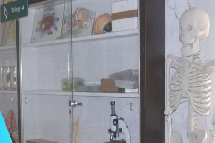 Mount Litera Zee School-Biology-Lab