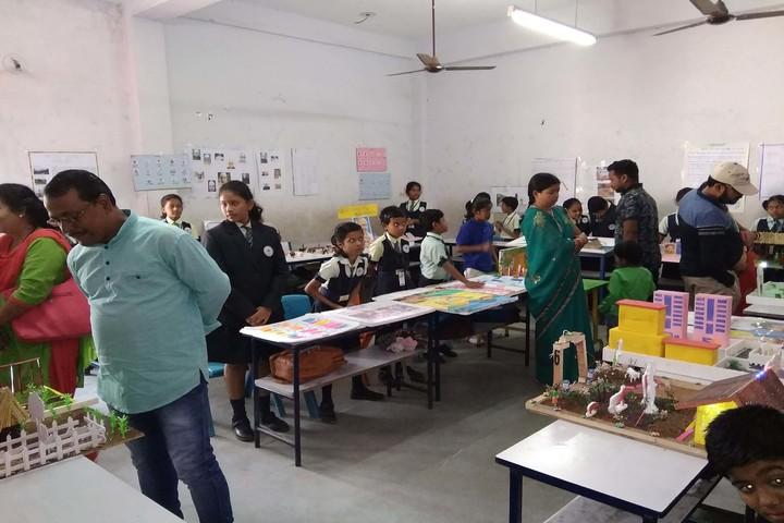 Mount Litera Zee School-Science-Fair