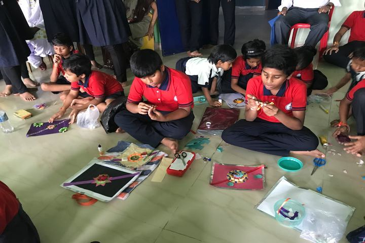 Mount Litera Zee School Berhampur-Art-Craft