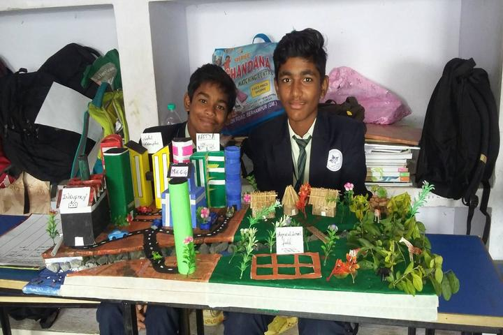 Mount Litera Zee School Berhampur-Science-Fair