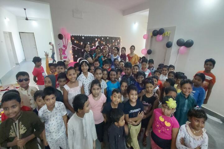 Nalanda Public School-Christmas-Celebration