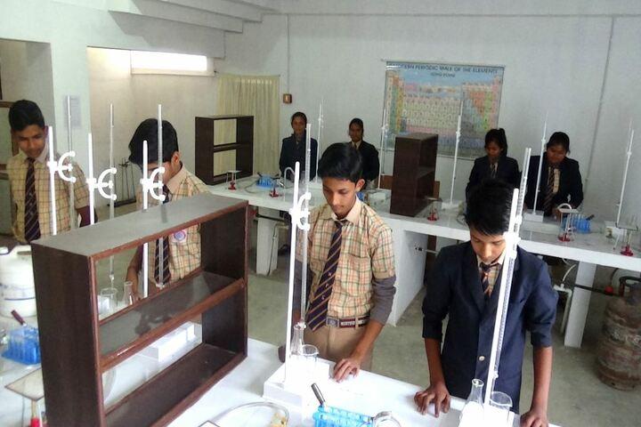 Nalanda Public School-Lab