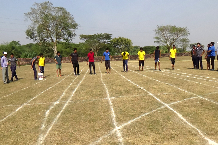 Nalanda Public School-Running-Competition