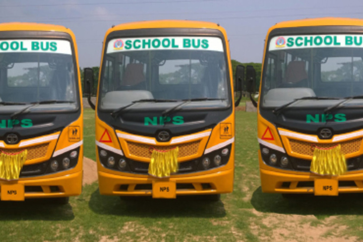 Nalanda Public School-Transport