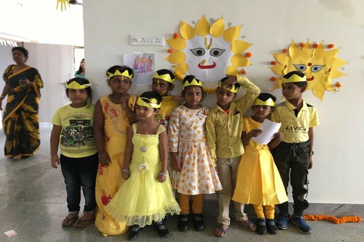 Nalanda Public School-Yellow-Day