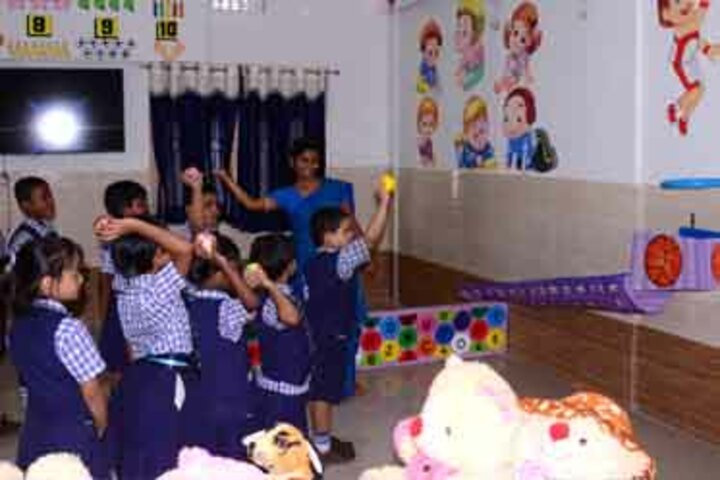 Nri International School-Activity