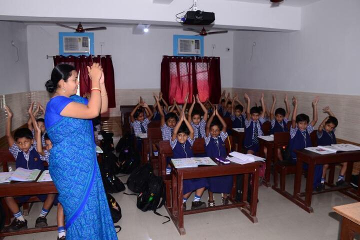 Nri International School-Activity1