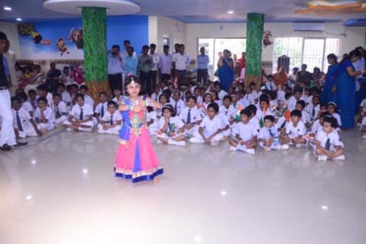 Nri International School-Auditorium