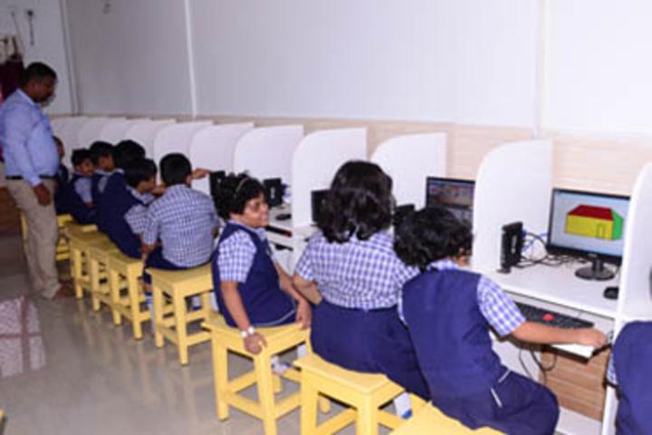 Nri International School-Computer-Lab