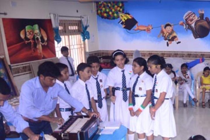 Nri International School-Music