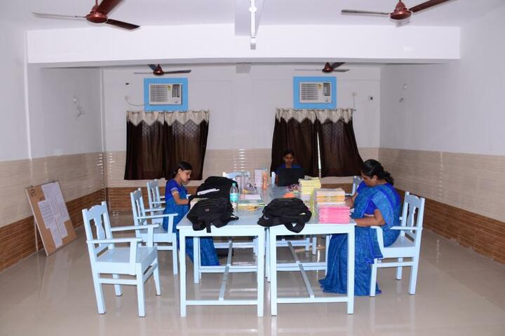 Nri International School-Staff-Room