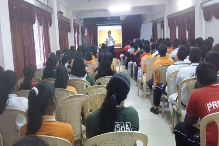 O D M Public School-Auditorium