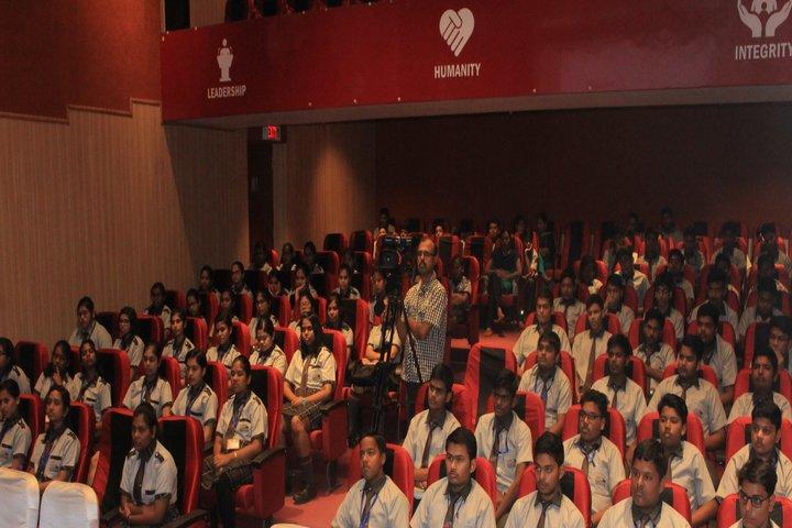 O D M Public School-Auditorium1