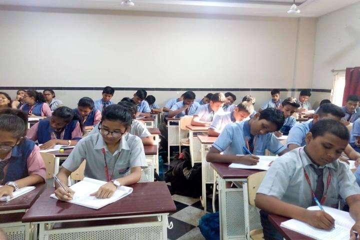O D M Public School-Classroom