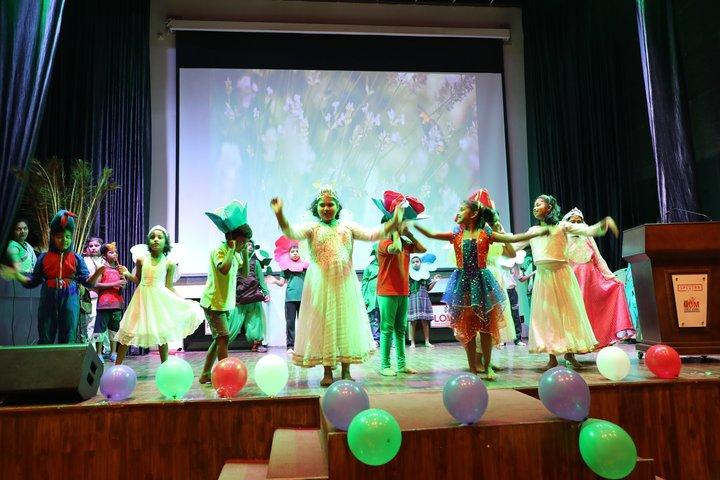 O D M Public School-Dance