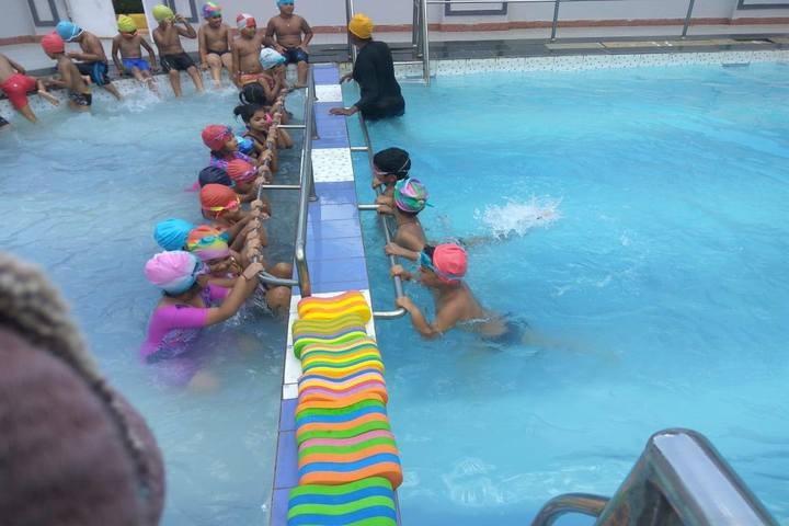O D M Public School-Swimming-Pool