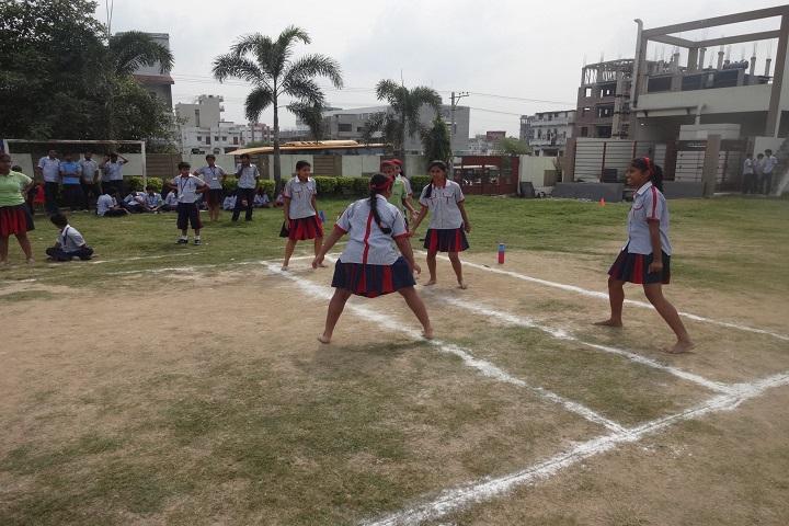 G D Goenka Public School-Games