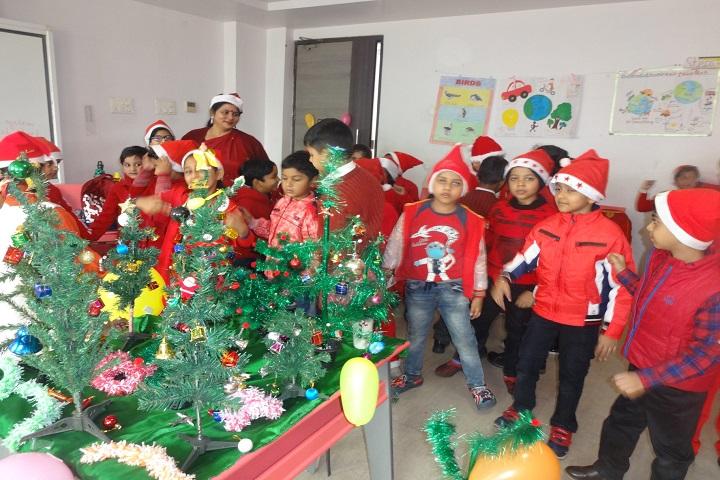 G D Goenka Public School-christmas Celebrations